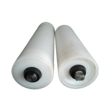 Bulk Material Handling Conveyor UHMWPE Roller Spare Parts