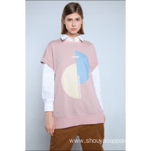 LOOSE-FITTING T-SHIRT WITH PRINT