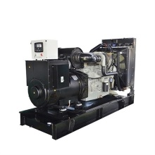 Open Silent Perkins Diesel Generator 100kva with 50/60hz