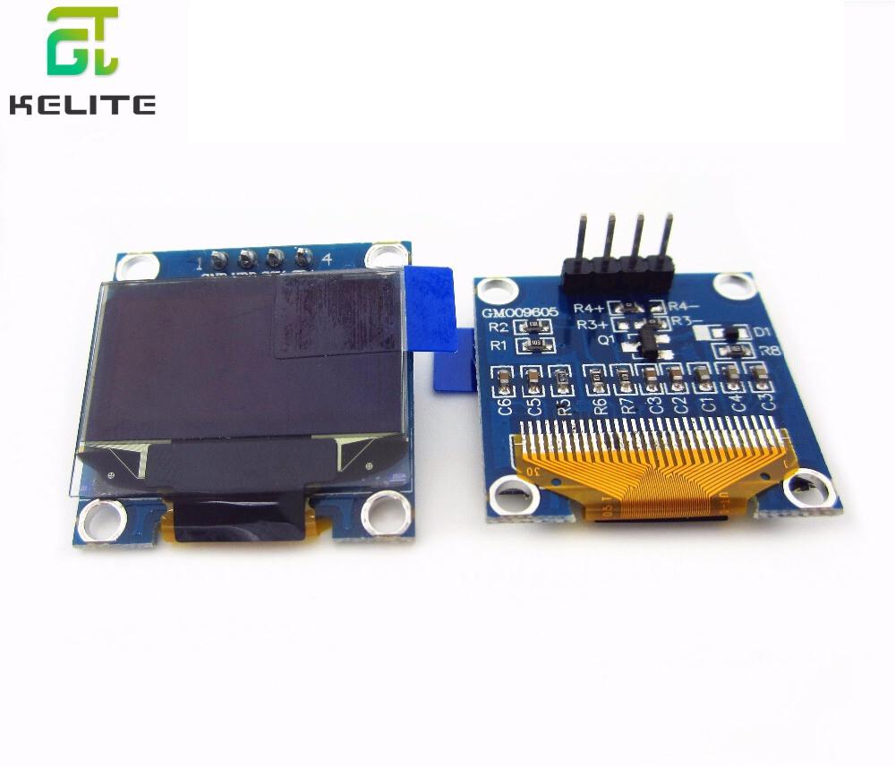 """1Pcs 128X64 White/Blue OLED LCD LED Display Module 0.96"""" I2C IIC SPI Serial new original"""