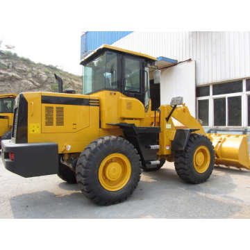 3 ton 1.7M3 92KW Wheel Loader