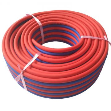 Industry twin welding Hose for oxygen / acetylene
