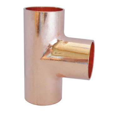 Copper Pipe Tee Fittings