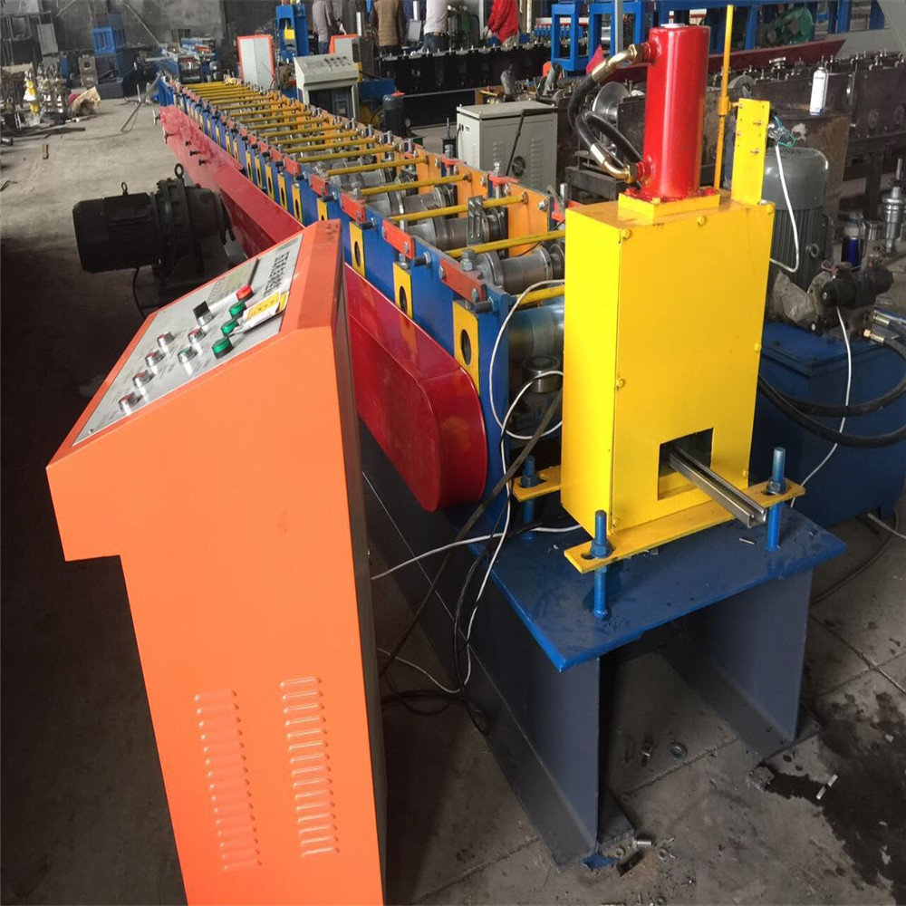 Unistrut 41x21 Slotted Hot Dip Galvanised Channel Machine