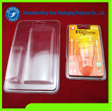 Heat Sealed Plastic Tray Packaging For LED