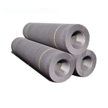 HP650 UHP 200 Length2400mm 2700mm Graphite Carbon Electrodes