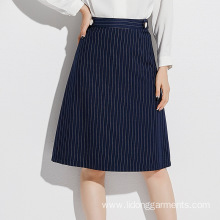 Women Ladies Office Wear Lady Knee-Length Midi Skirt