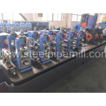 high frequency GI steel pipe making machine