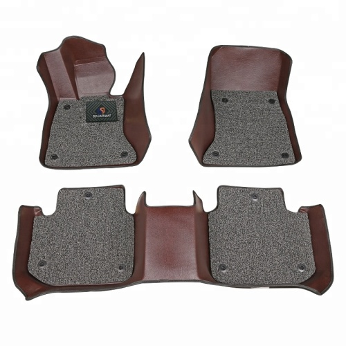 5D Single Layer Full Set Car Mats Use For Hyundai Moulds