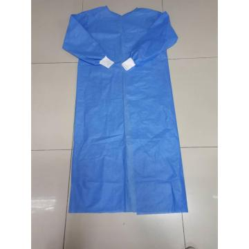 High quality SMS isolation gown