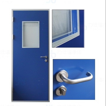 GMP Clean Room Door for Pharmaceutical Factory