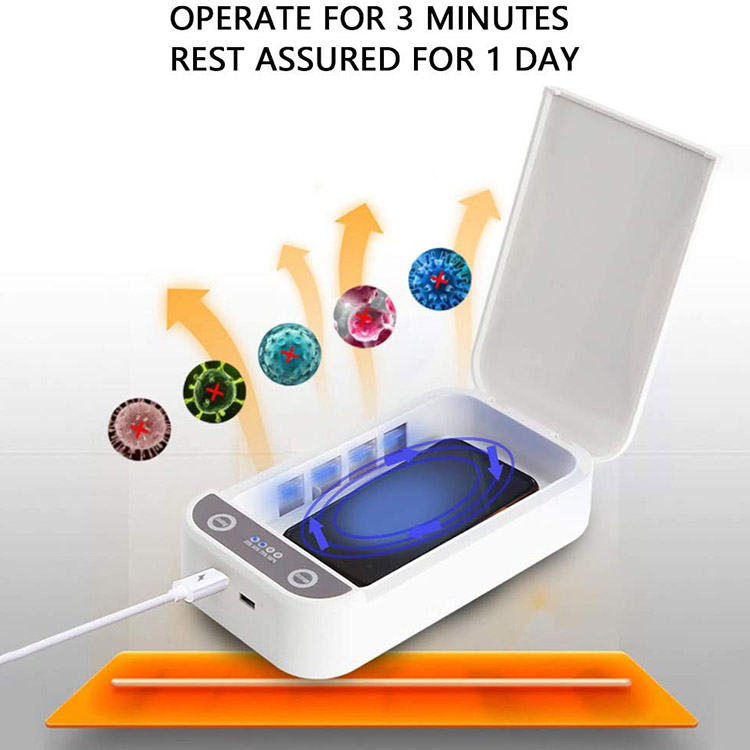 Uv Sanitizing Box