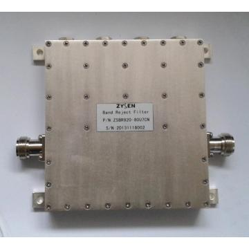 920MHz Band Reject Filter