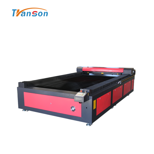 Transon Flatbed CO2 Laser Engraver Cutter 1530