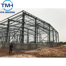 metal project steel frame material warehouse construction