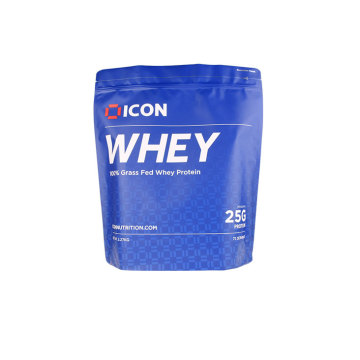 Aluminum Foil Laminated Whey Protein Packaging Bags