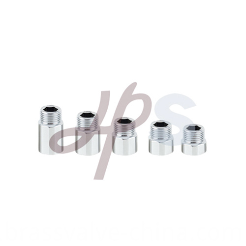 Brass coupling and chrome plating H863