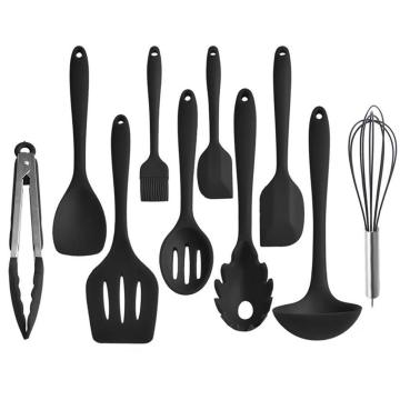Premium Silicone kitchenware Kitchen Utensil Set