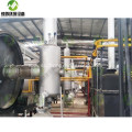 Tyre Pyrolysis Equipment Meet EU standard