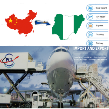Honey air freight cost to Nigeria from Shenzhen