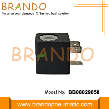 8mm Hole AMP 6.3x0.8 EVI 7/8 Solenoid Coil