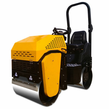 1ton compaction vibratory road roller compactor