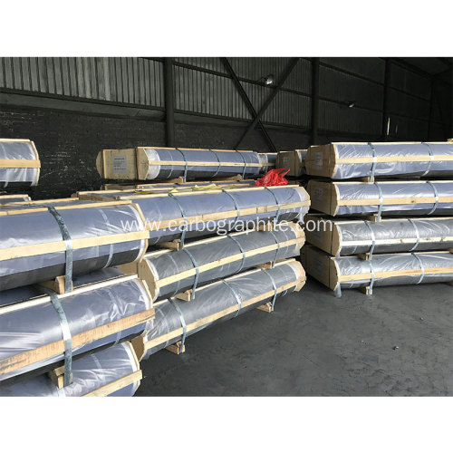 Length 1800mm UHP 400 Graphite Electrodes