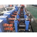 welded oval tube mill