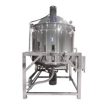 Liquid washing homogeizer mixer
