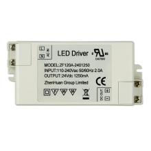 30W 24V 1.25A driver Output Dhewe Transformer