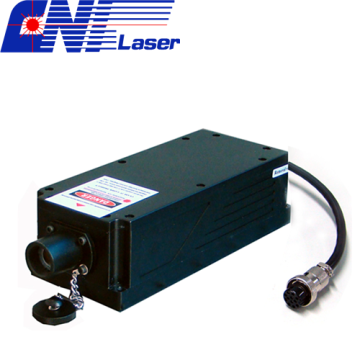 Frequency Stabilized Single Longitudinal Mode Laser