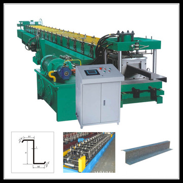 making C shape channel roll forming machine