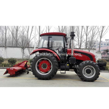 150hp self-propelled wheeled tractor