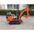 0.8 ton 1 ton small hydraulic excavator machines