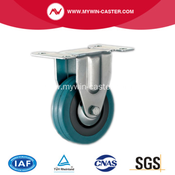 2'' Plate Rigid Light Duty Caster