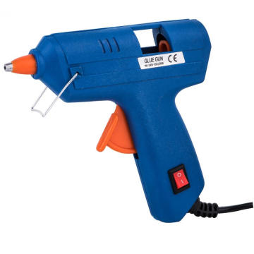 HJ008 Nozzle Cover Mini Glue Gun with Switch