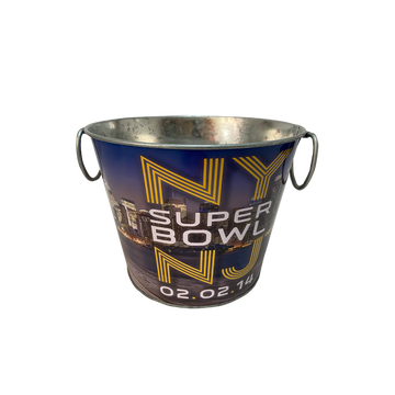 new personalized metal beer buckets