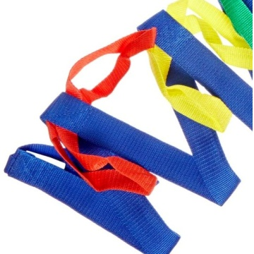Polyester 5Meters Child Toddlering Rope With Loops