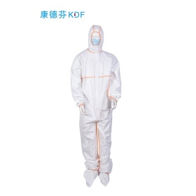 Disposable Coverall Safety Protected Suit Clothing