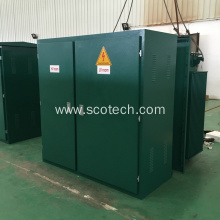 low loss pad mounted transformer