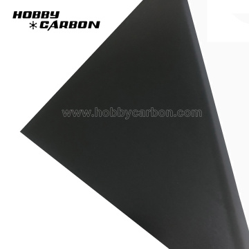 OEM High Strength 100% 3K carbon fiber plain weave glossy or matte carbon sheet