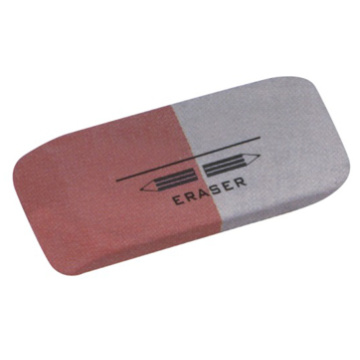Red And White Eraser