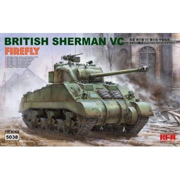 [Rye Field Model] Ryefield Model RFM RM-5038 1/35 British Sherman VC 'Firefly'