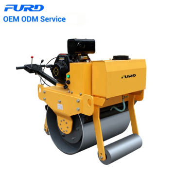 Hand Push Mini Single Drum Road Roller for Sale