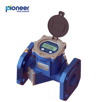 Battery Powered Ultrasonic Water Meter