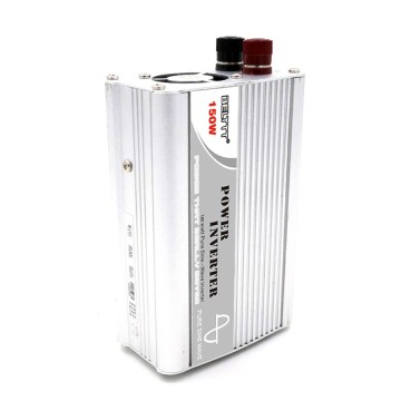 Mini Pure Sine Wave Inverter 150W Silver-White Appearance