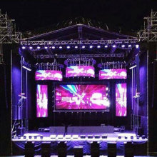 outdoor full color P5.95 SMD led display