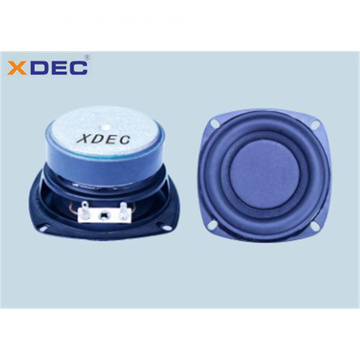 Good price 3 inch(77mm) 4ohm 10w midbass speaker unit