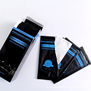 99% Pure Water Organic Gym Antibacterial Wipes