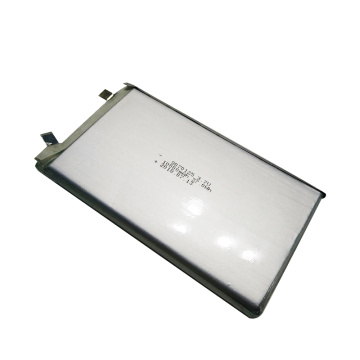 Customized 8070125 3.7V 10000mAh Li Polymer Battery Cell